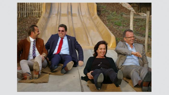 MIT-Havelland besuchte Karls-Erlebnis-Dorf in Wustermark