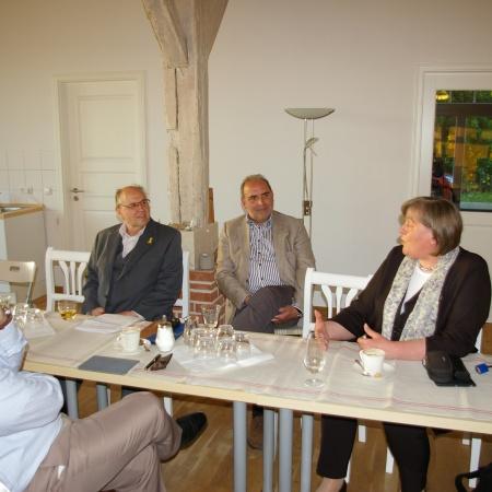 Mitgliederversammlung am 23. Mai 2013