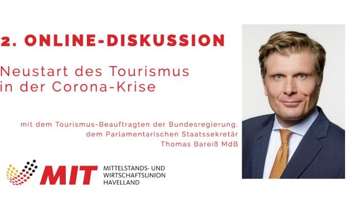 Thomas Bareiß MdB, Tourismus-Beauftragter der Bundesregierung