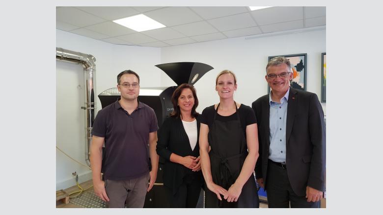 Uwe Feiler: Falkensee interessanter Standort für Unternehmensgründer
